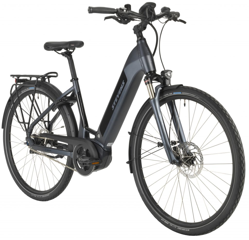 E-Courier PT5 Forma 19 46 granite grey_angled MY20