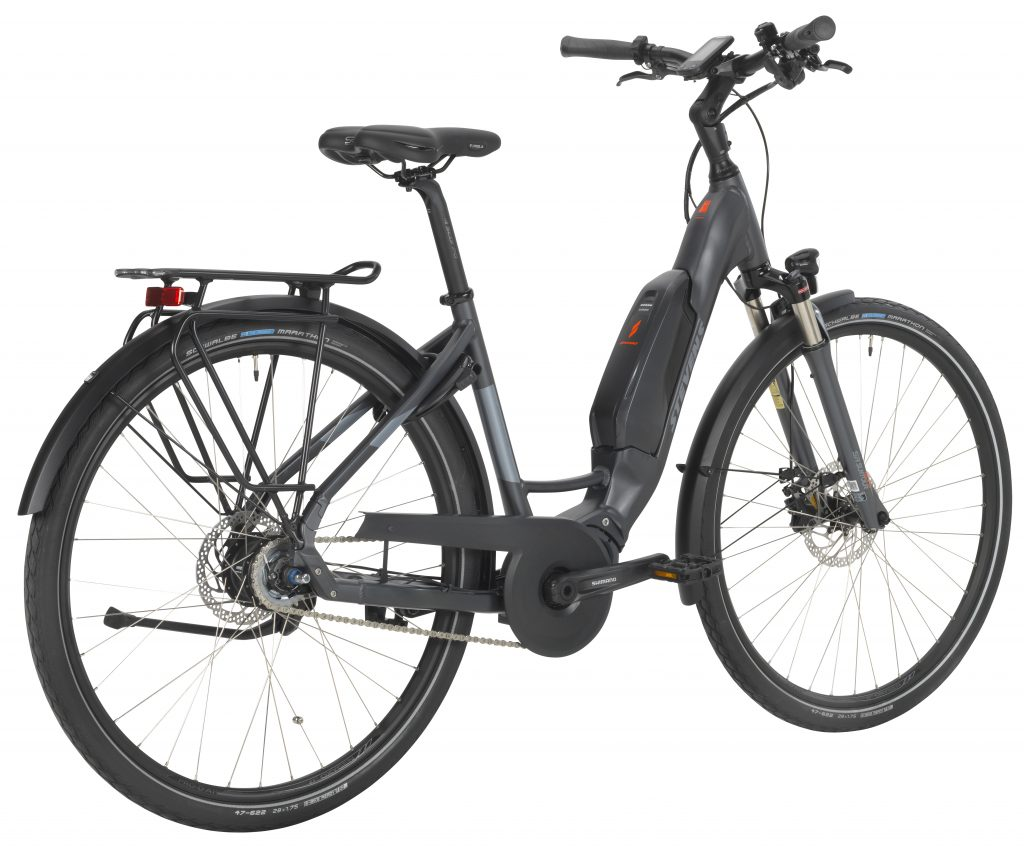 E-Gadino Forma 20 46 Slate Grey rear MY20