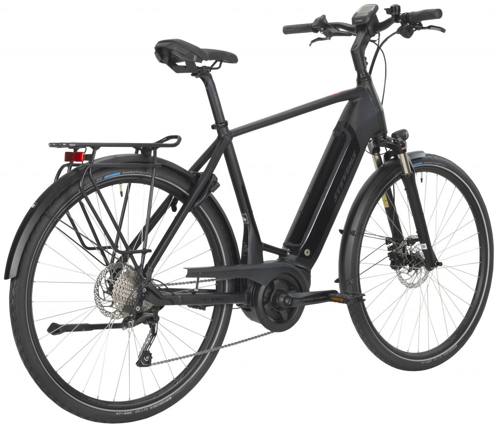 E-Lavena PT5 Gent 20 55 Stealth Black rear MY20