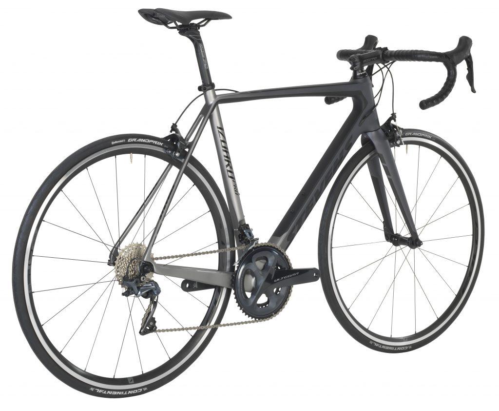 Izoard Pro 20 56 Slate Grey Rear MY20