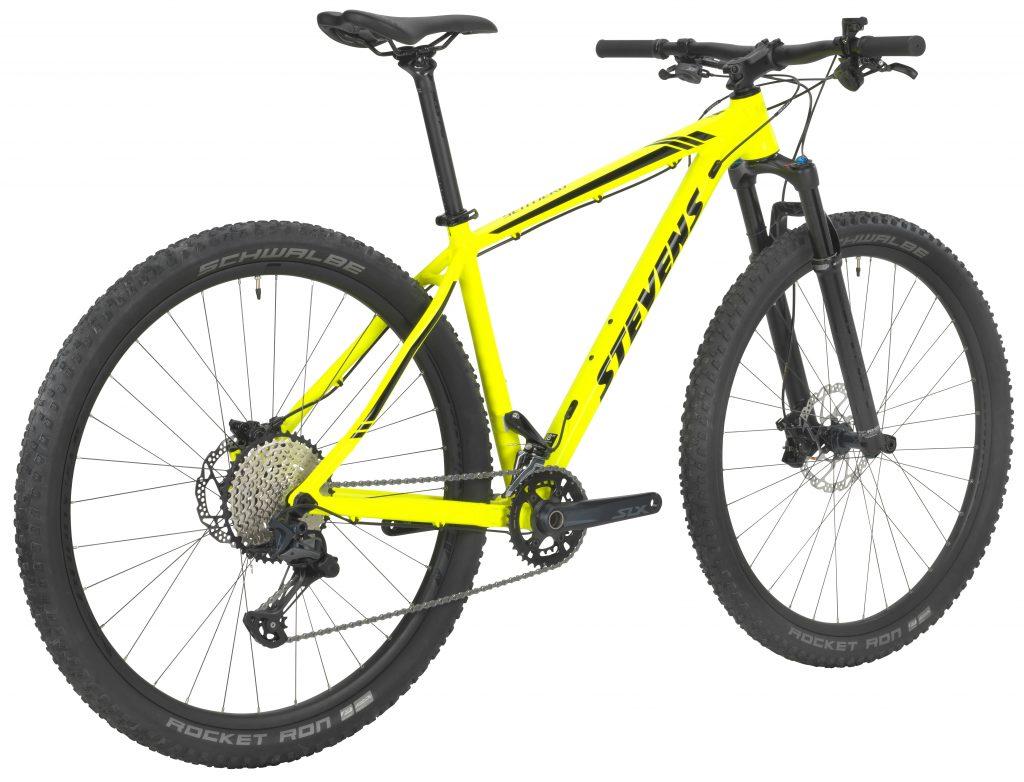 Sentiero 29_ 20 18_ Neon Yellow rear MY20