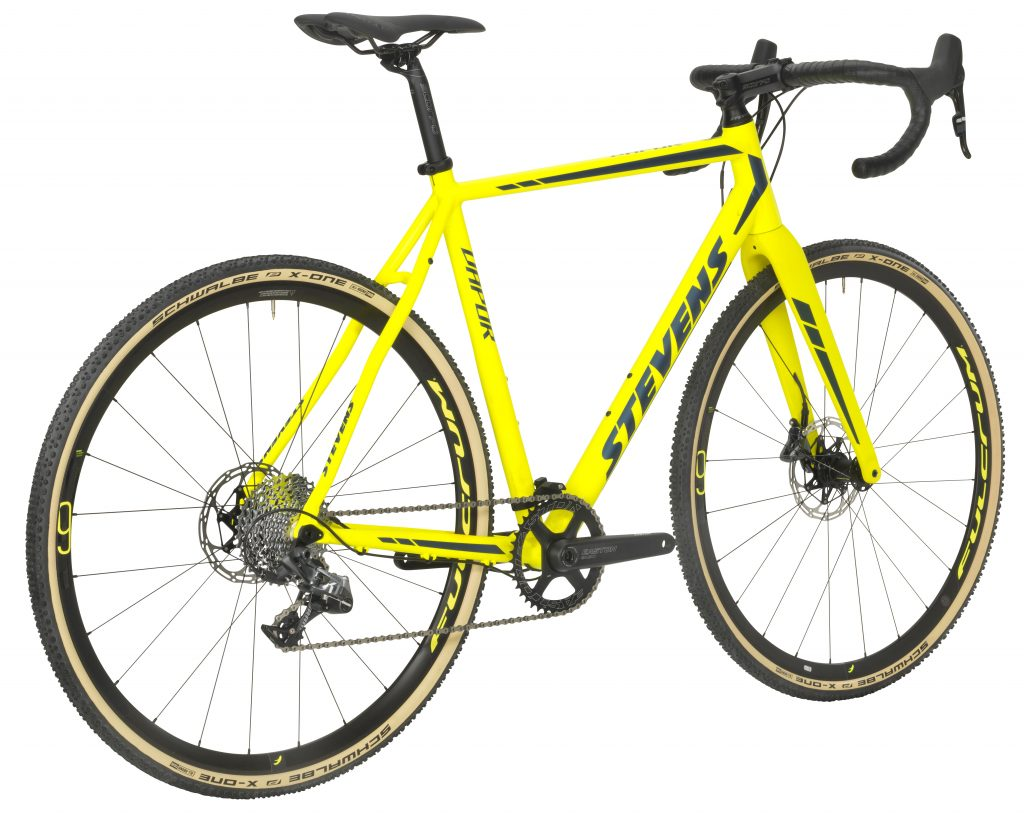 Vapor Force 20 56 Neon Yellow rear MY20