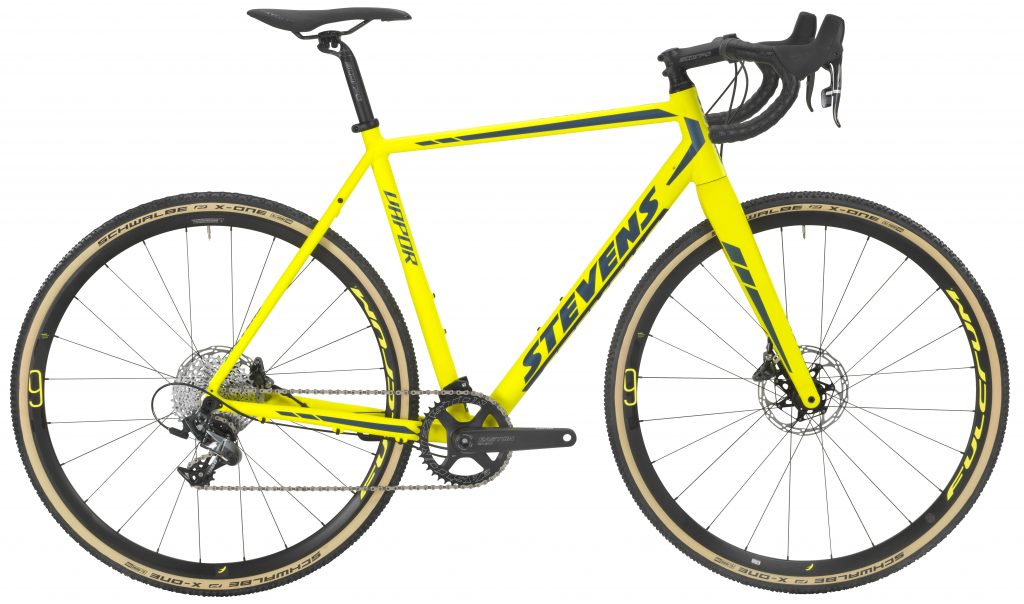 Vapor Force 20 56 Neon YellowMY20